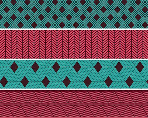 grafismos indigenas  pantone canvas gallery
