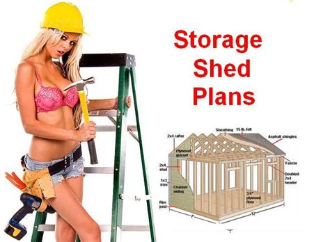 10x12 Storage Shed With Loft Plans by Hollans Models Free 10 X12 Shed Plans Craftsman Tool