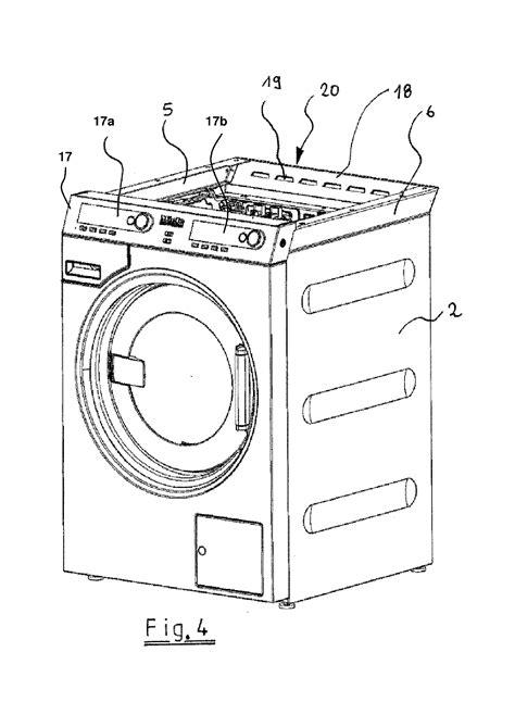 waschmaschine mit trockner verbinden patent ep2518205a1 bausatz zum verbinden zweier 252 bereinander angeordneter patents