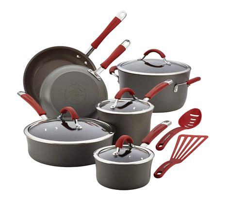 seniors cookware pan pot sets rachael aluminium ray piece