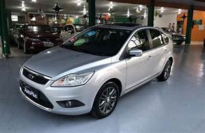 Ford Focus Hatch Ghia 2 0 16v  Aut  2009  2009