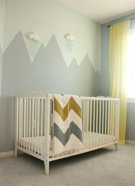 peinture mur chambre bebe deco peinture chambre bebe wt51 jornalagora
