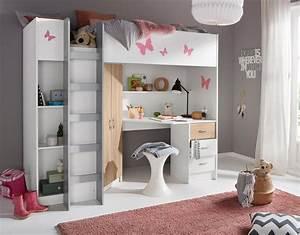 Hochbett Für Zwei Kinder : hochbett online kaufen otto ~ Markanthonyermac.com Haus und Dekorationen