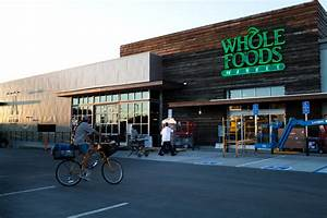 New Whole Foods store wake-up call for Andronico's ...