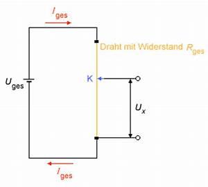 Widerstand Eines Drahtes Berechnen : der elektrische widerstand chemgapedia ~ Themetempest.com Abrechnung
