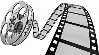 Clipart Film Rolls Reel Clip Camera Cinema