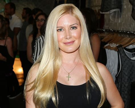 Heidi Montag Technically Died During Her Plastic Surgery
