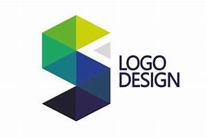 Illustrator Tutorial - Logo Design Letter S #1 - YouTube