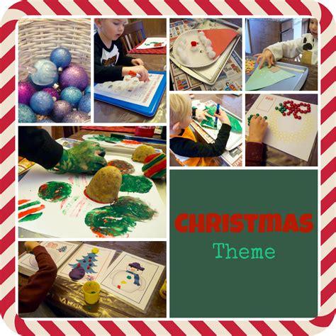 preschool more excellent me 478   Christmas Preschool Theme