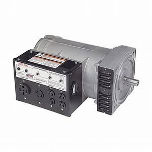 Northstar Belt Driven Generator Head  U2014 10 000 Surge Watts