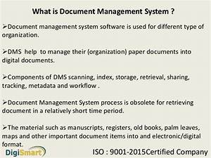 What is mean by document management system software for Document management system what is