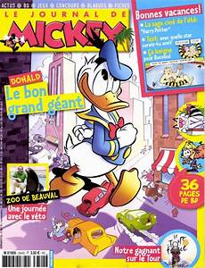 Le Journal De Mickey Abonnement : le journal de mickey n 3344 abonnement le journal de mickey abonnement magazine par ~ Maxctalentgroup.com Avis de Voitures