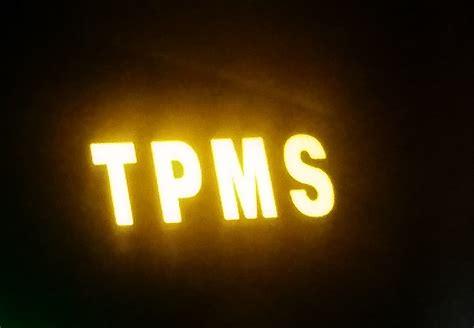 tpms light on new years resolution tire rifik