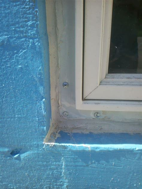 Window Sill Sealant by Attaching Walls To Concrete Slab Architecture Framing Bat