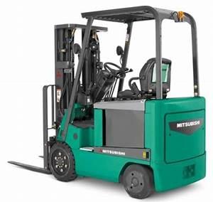 Mitsubishi Electric Forklift Truck 2fbc15  2fbc18  2fbc20  2fbc25