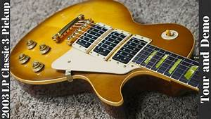 2003 Gibson Les Paul Classic 3 Pickup Honeyburst Demo