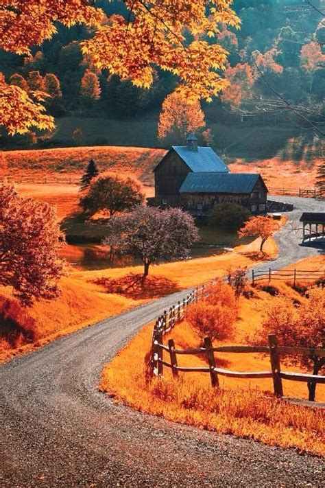 Autumn In The Country Pictures, Photos, And Images For