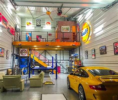 garage cave amazing buildouts cave condos for your car coming