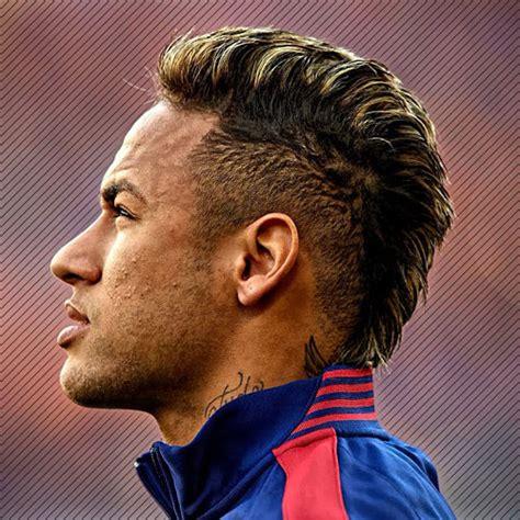 neymar haircuts  update