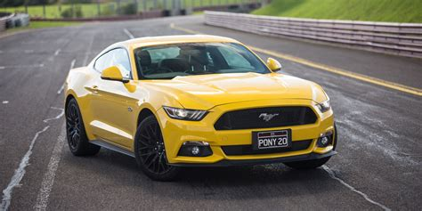 2017 Ford Mustang Gt Fastback Review