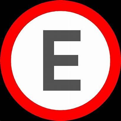 Symbols Signs Speed Road Block Brazil Limits