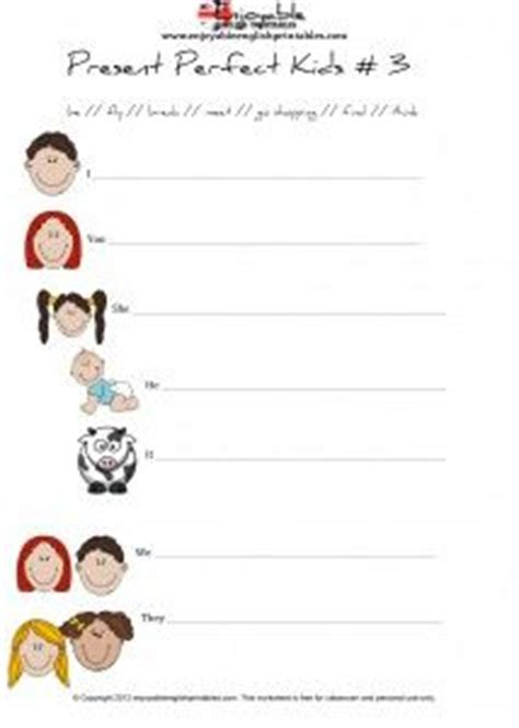 enjoyable english printables images esl