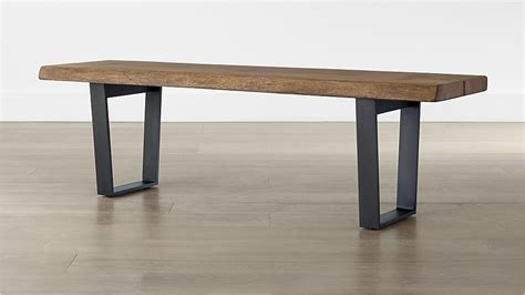 using a bench as a coffee table yukon small coffee table bench