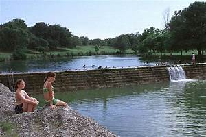 The 10 Best Swimming Holes In Texas