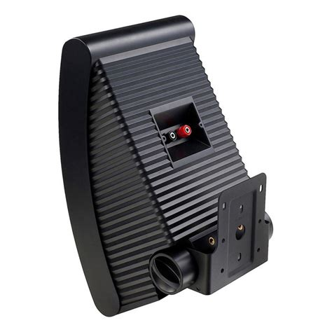 yamaha ns aw592 outdoor speaker system black at