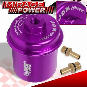 Jdm Sport Performance High Flow Fuel Filter Honda S2000