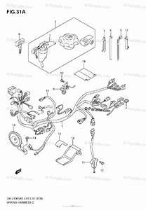 Suzuki Motorcycle 2007 Oem Parts Diagram For Wiring