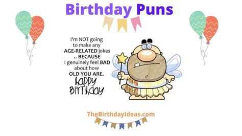 Free for commercial use no attribution required high quality images. Birthday Puns - Best Birthday Card Puns Collection