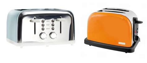 toaster retro design 10 of the best toasters style style express co uk