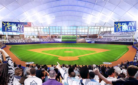 rays ballpark pictures information