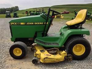 1996 John Deere Lx188 Lawn  U0026 Garden And Commercial Mowing