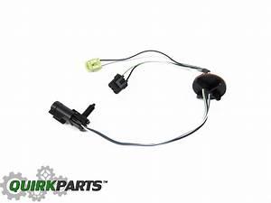 Dodge Ram 1500 2500 3500 4500 5500 Headlight Lamp Wiring Harness Oem New Mopar