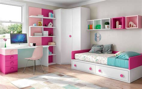 chambre lille chambre fille moderne