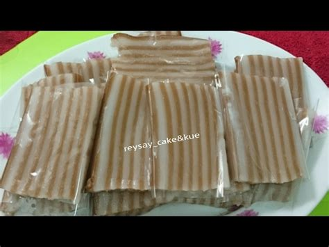 resep kue lapis tapioca doovi