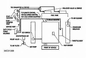 98 Dodge Stratus Vacuum Diagram