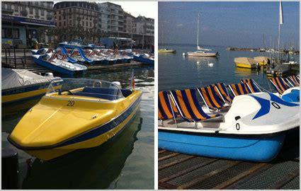 Lake Geneva Boat Rental Deals pedal boat or motor boat with les corsaires buyclub geneva