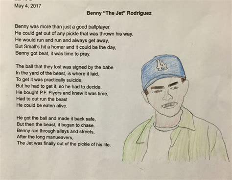 poetry spotlight grade frankenstein poems mariners christian school