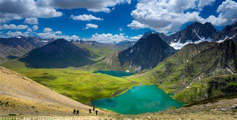 kashmir great lakes    indiahikes
