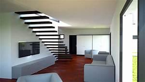 Eclairage Moderne : eclairage interieur maison contemporaine suspension luminaire tendance batailleaseattle ~ Farleysfitness.com Idées de Décoration