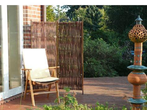 Paravent Für Aussen by Die Besten 25 Paravent Garten Ideen Auf