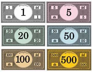 where to print your own monopoly money monopoly With monopoly money templates