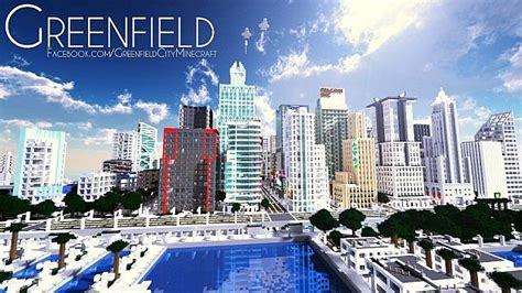 greenfield modern minecraft city map wordpuncher s experience