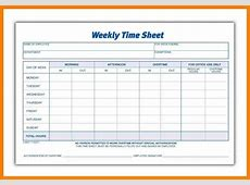 10 free printable timesheets arseloquentiae