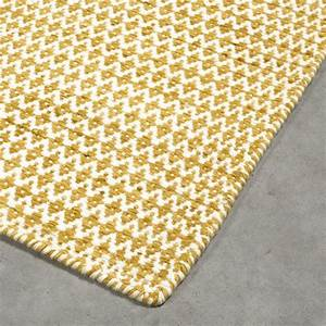 tapis gris et jaune idees de decoration interieure With tapis jaune gris