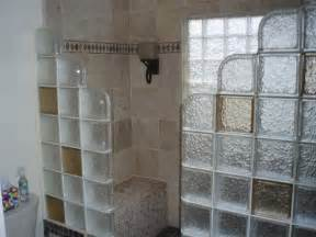 glass block bathroom designs glass block shower contemporary bathroom detroit by innovate building solutions