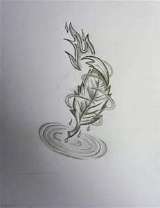 Tatouage 4 éléments : mod l 4 l ments tatouage ~ Nature-et-papiers.com Idées de Décoration